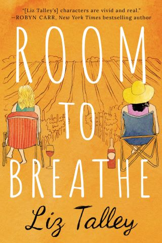 $25 Amazon Gift Card and Digital Copy of Liz Talley's ROOM TO BREATHE